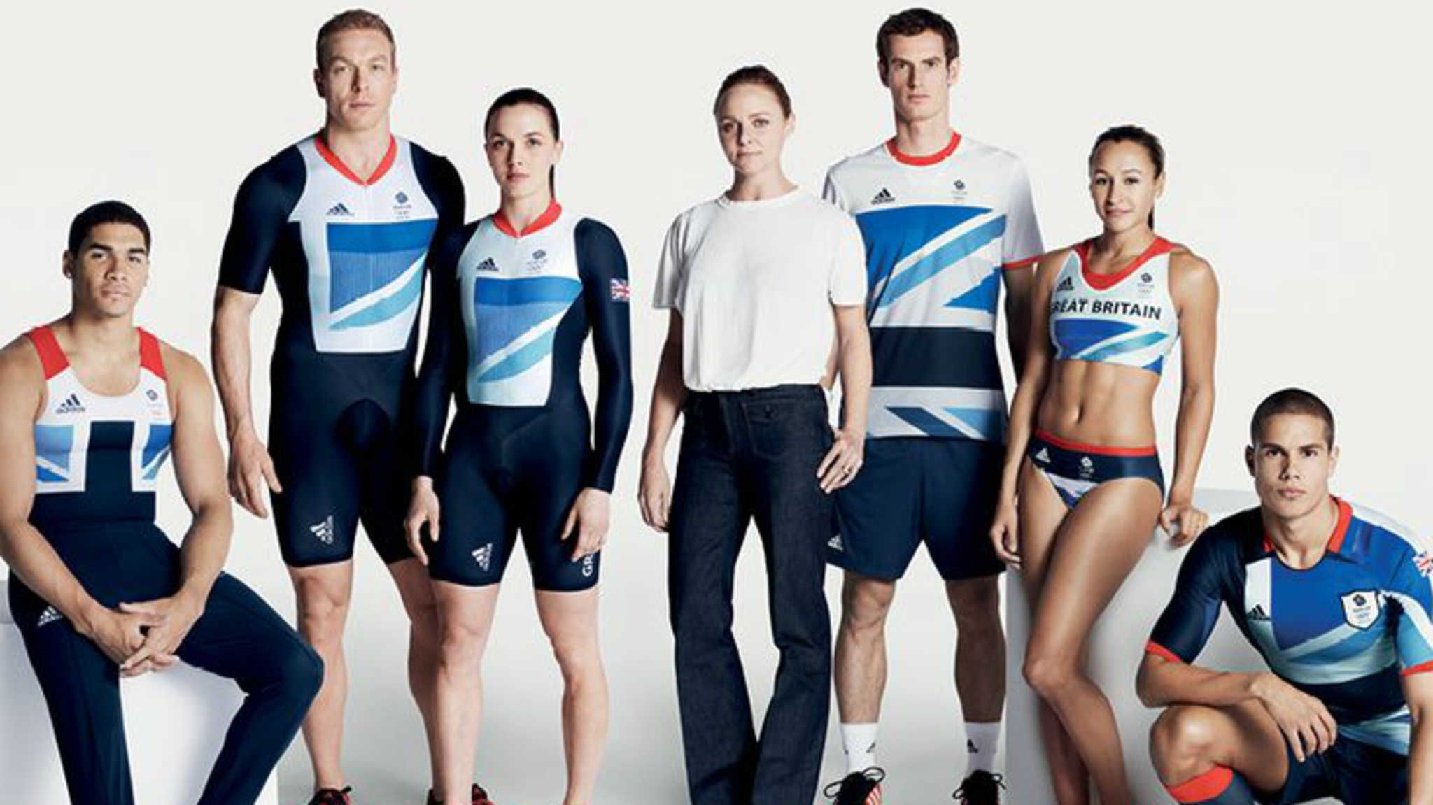 Stella McCartney Is Back With Adidas for the Rio 2016 Olympics. The famed  British designer