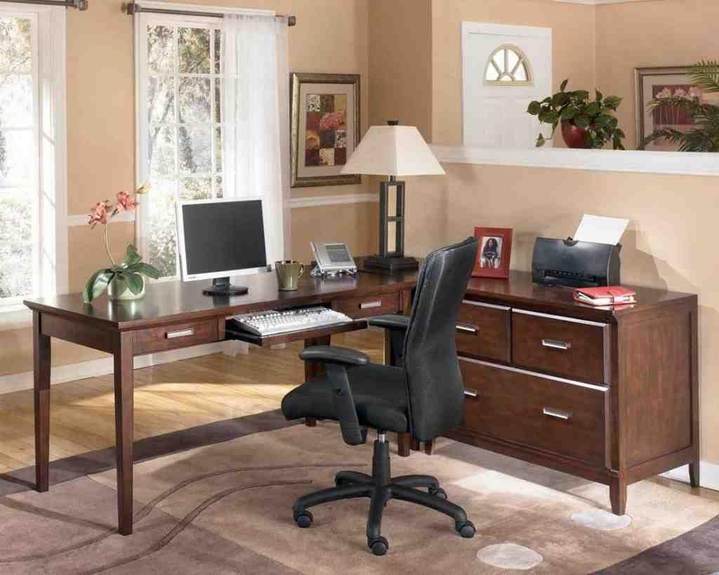Birch Veneer Furniture Modular Home Office Gallery