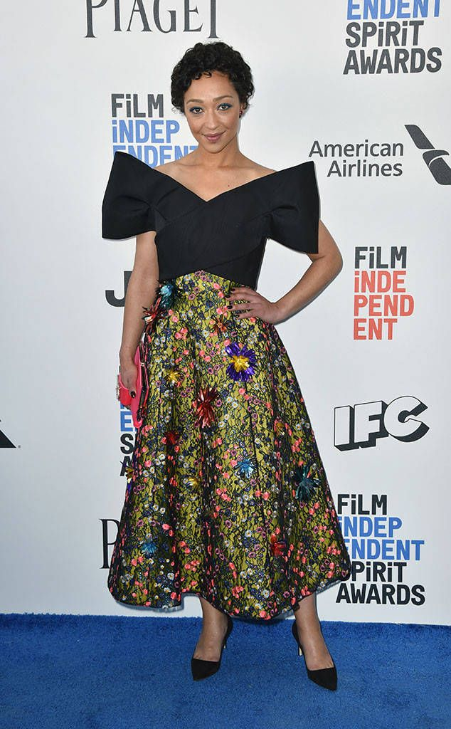 Ruth Negga: film-independent-spirit-awards-2017-red-carpet-arrivals