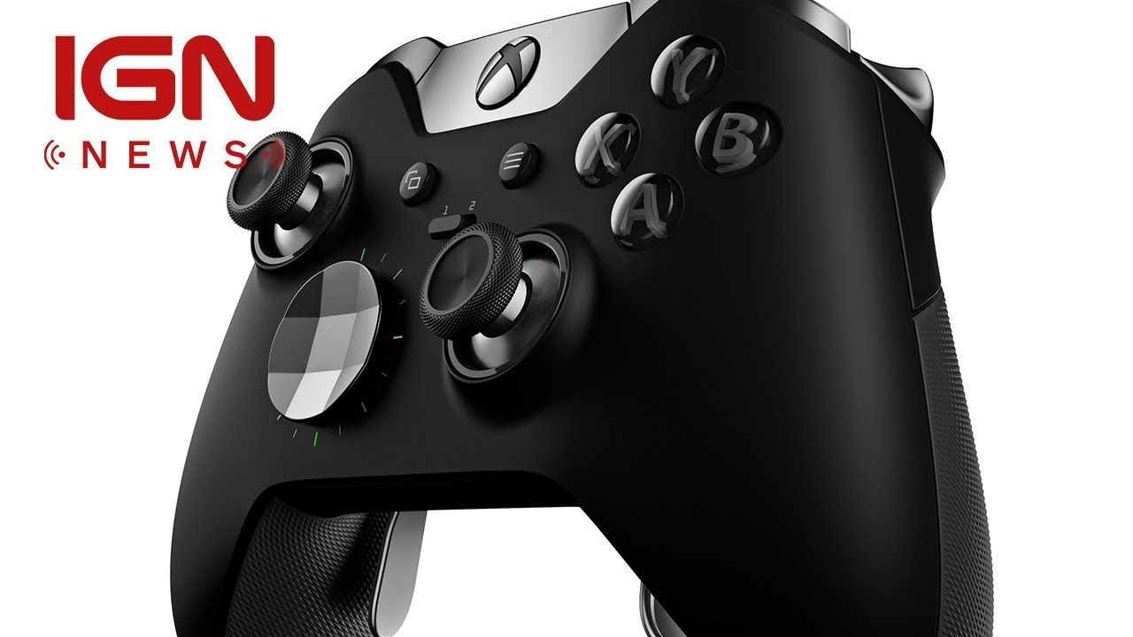 Xbox One Elite Controller Release Date Revealed - IGN News