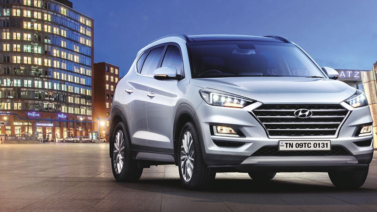 Hyundai Creta Big Brother Hyundai Tucson Launched At Rs 22 30 Lakh In 2020 Hyundai Tucson Hyundai Big Brother