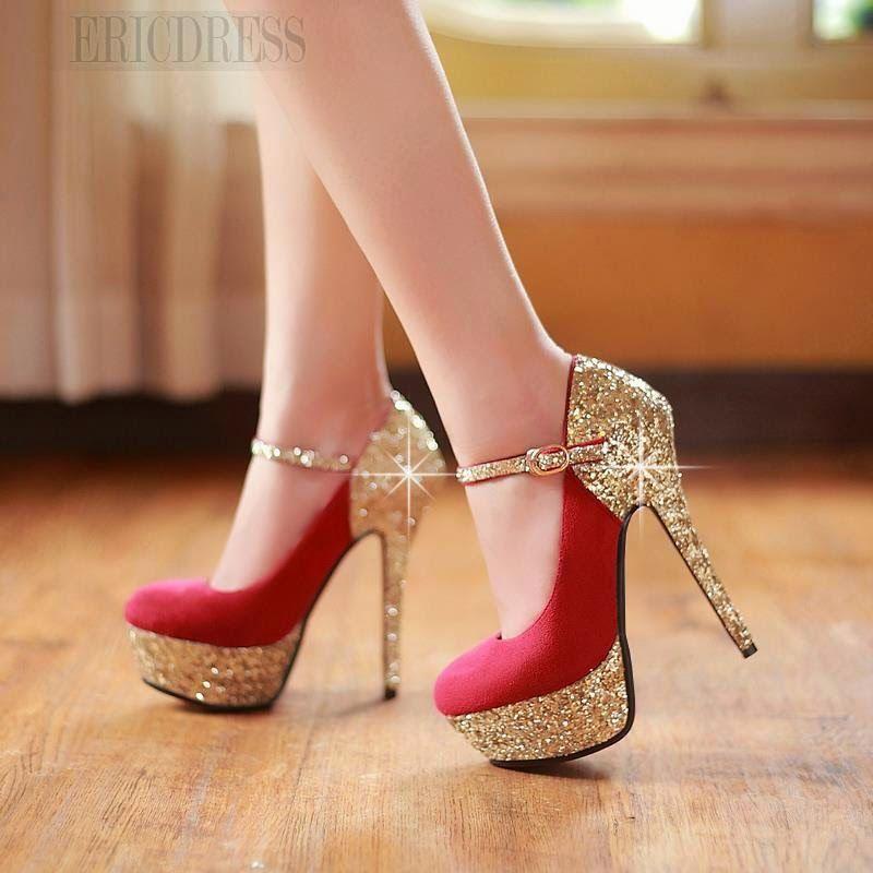 27900b726fc95 جديد احذية كعب عالي 2015 - Dz Fashion
