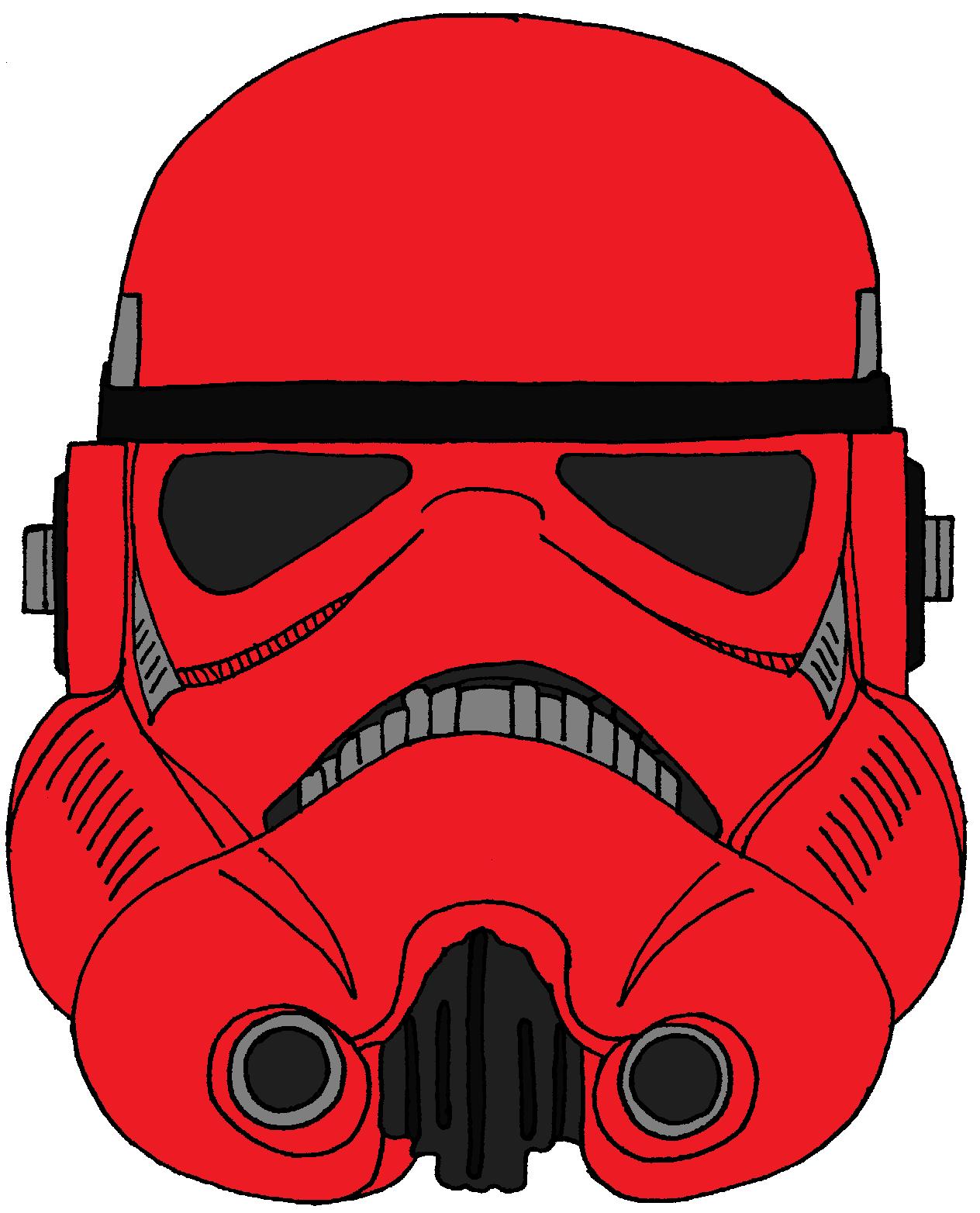Stormtrooper Royal Guard Helmet Clone trooper helmet