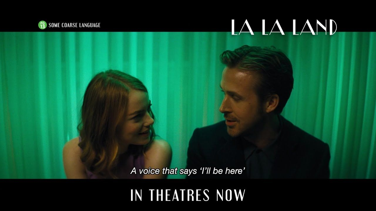 "La La Land - ""City of Stars"" Film Clip - In Theatres Now - YouTube"