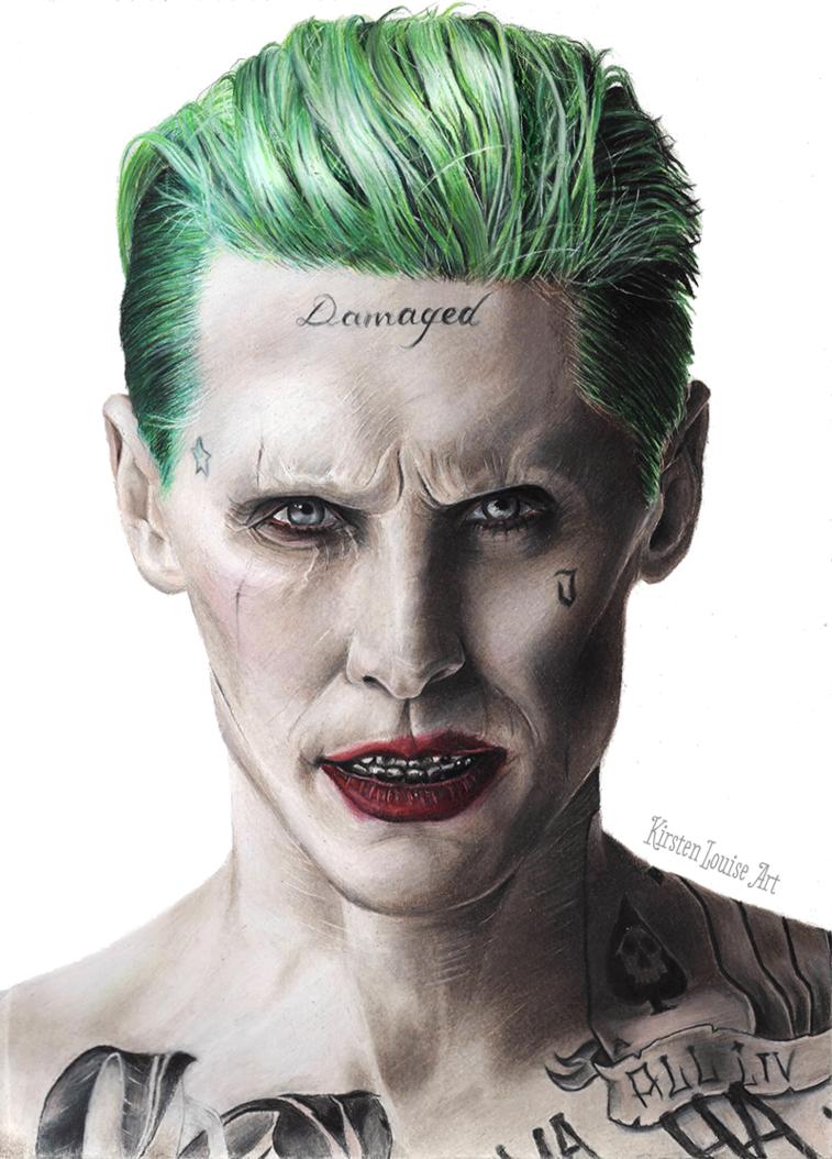 Joker Face Paint Suicide Squad : joker, paint, suicide, squad, Mistah