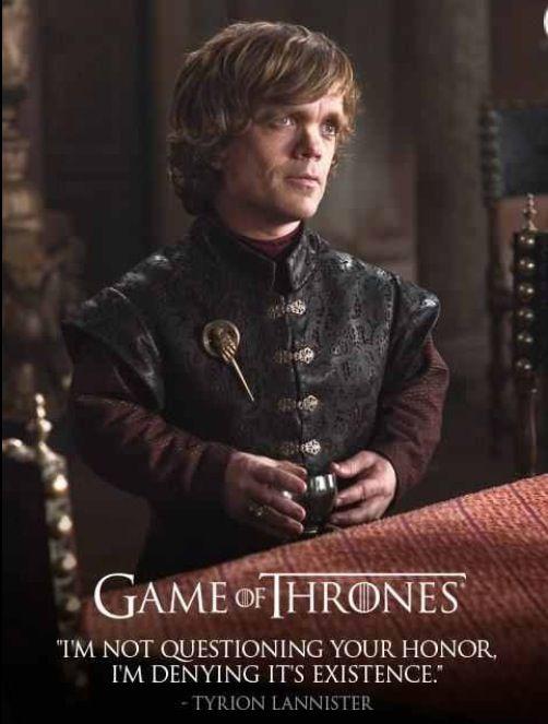 Tyrion Lannister Tyrion Lannister Quote Lannister Quotes
