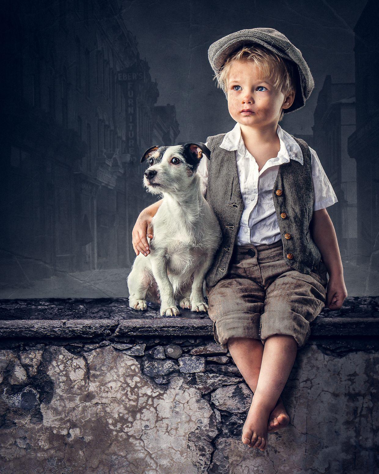 The Kid www.anttikarppinen.com Chaplin Oliver Twist #picturesofbabyanimals