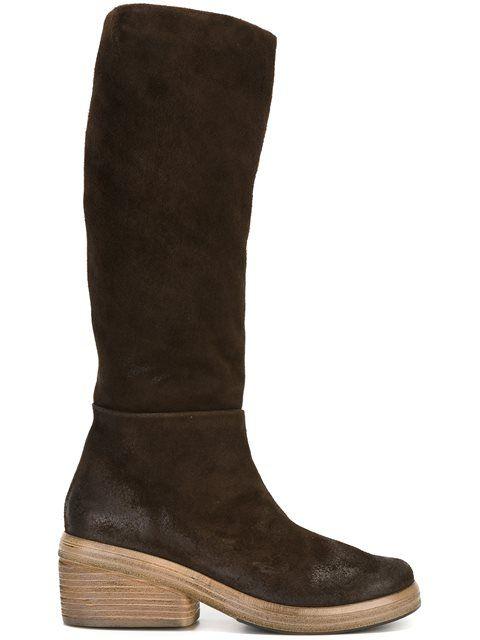 9879a565a429 MARSÈLL  T.Moro  block heel boots.  marsèll  shoes  boots