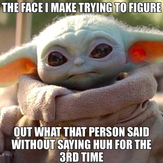 Imgur In 2020 Yoda Funny Funny Star Wars Memes Yoda Meme