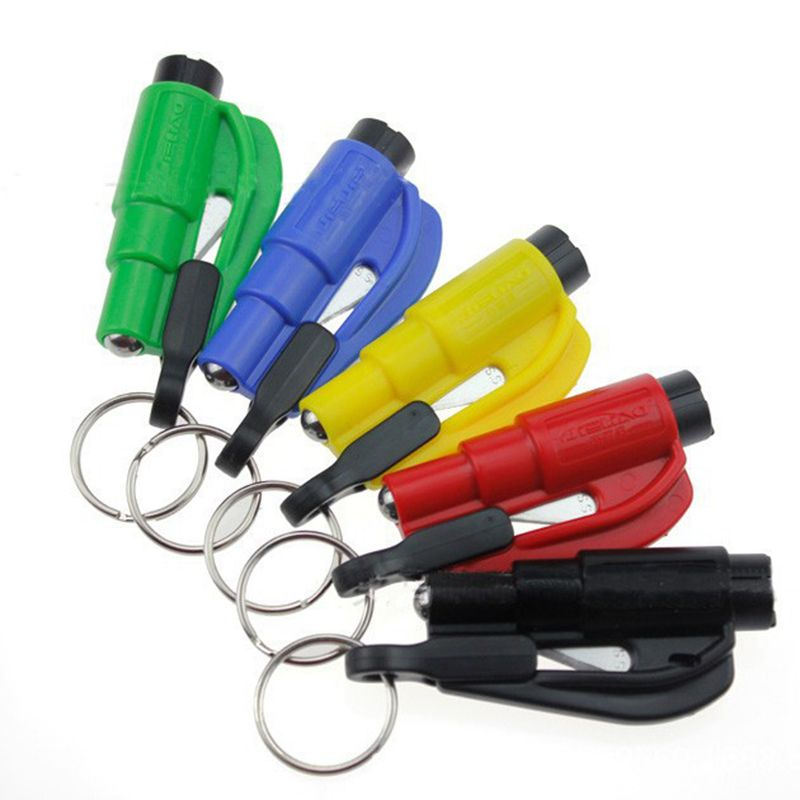 car styling life saving hammer emergency rescue tool car accessories ...
