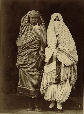 costume traditionnel tunisien, 1930
