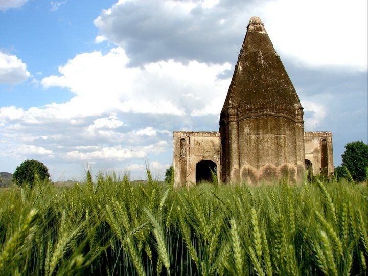 Old Ruins, Basharat, Pakistan. ---    These mysterious old ruins [puraney mandir] are located near Pind Dadan Khan, Chakwal. The locals have many interesting stories to share.    And yes, you are advised to see this place in the day light only.