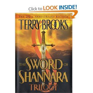 Terry Brooks I Love His Shannara Series It Gets A Little Strange