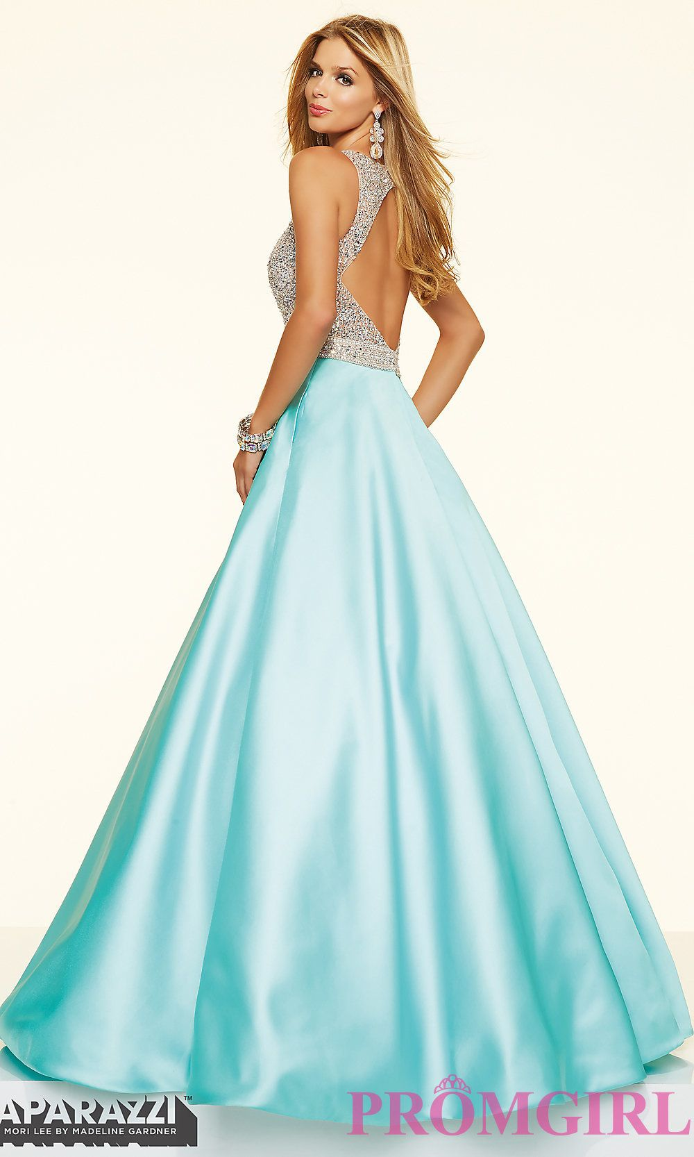 Style: ML-98016 Front Image | Fancy | Pinterest | Mori lee, Prom and ...