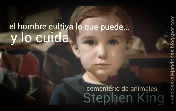 Cementerio De Animales Stephen King Stephen King