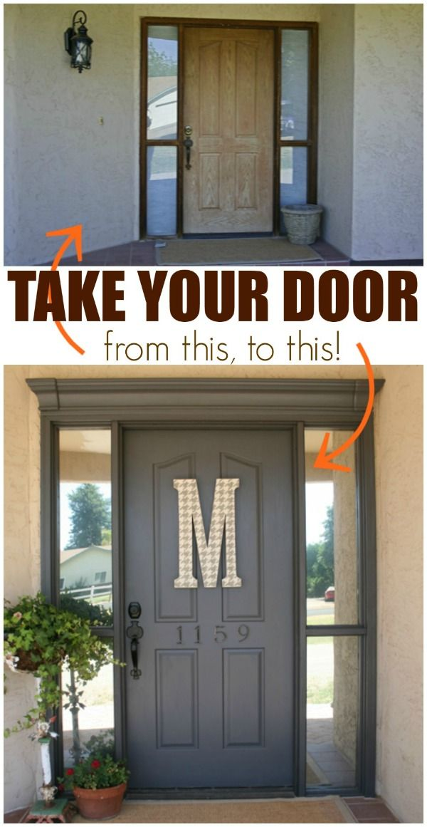 House · Redo Your Porch And Entrance ...