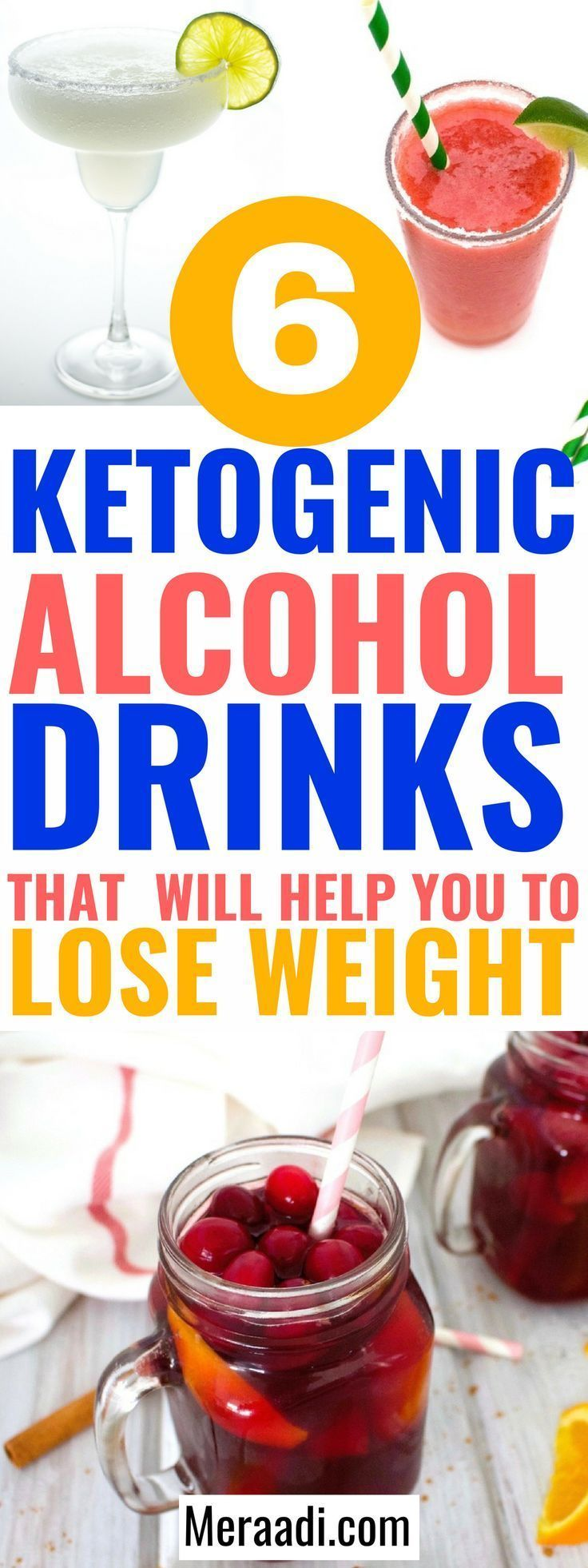 6 Ketogenic Alcoholic Drinks You Need To Keep Losing ...