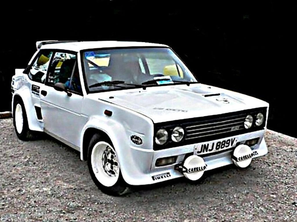 Fiat 131 Abarth Fiat Cars Fast Sports Cars Rally Car