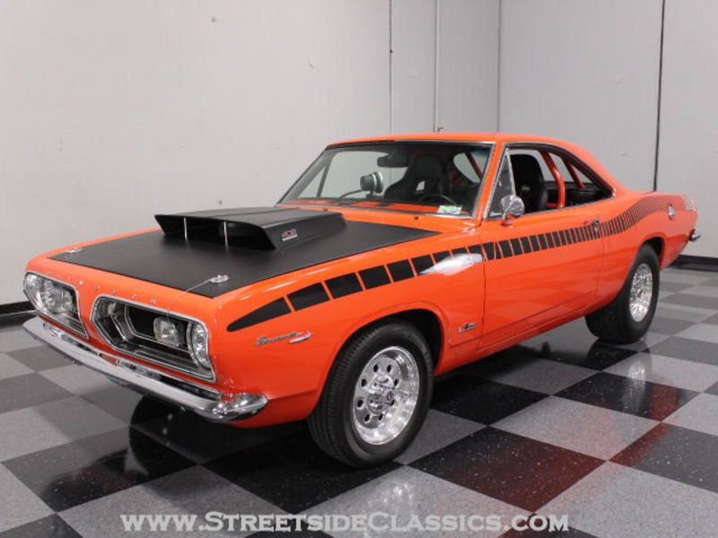 1967 Plymouth Barracuda just listed for sale...http://www ...
