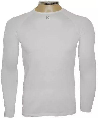 ef1a6c3d8 Camisa Camiseta Térmica Segunda Pele Kanxa Manga Longa Proteção UVA e UVB -  Fator 50%