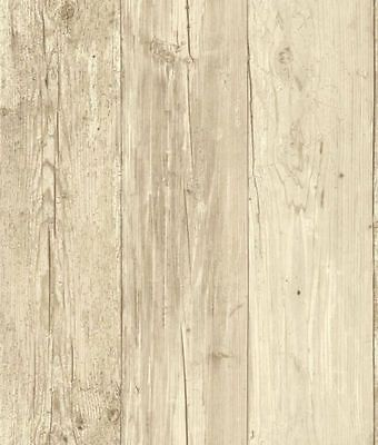 Details About Whitewashed Cabin Boards Wallpaper Fk3929