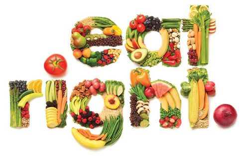 Eat right!