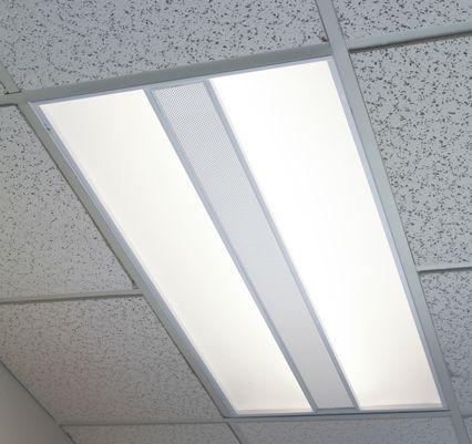 Finelite Hpr Led 2x4 Energy Saving Lighting Troffers Fluorescent Light