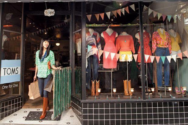 Seattle Magazine | Shopping/Fashion and Style | Best Seattle Neighborhoods for Stylish Local Shopping