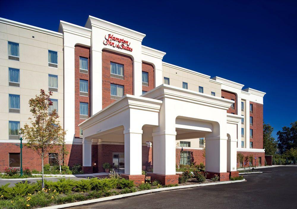 Hampton Inn And Suites Pittsburgh Waterfront West Homestead West Homestead Hampton Inn Suites Inn