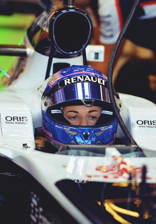 The New F1 Canna Cannova Is Set To Take Cannas To A New: Female Driver Susie Wolff To Test Out The New Mercedes