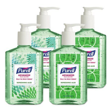 Purell Advanced Design Series Refreshing Aloe Hand Sanitizer 8 Fl