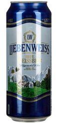 Liebenweiss Hefe-Weissbier 0,5 л ж/б