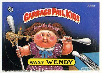 Geepeekay Com Original Series 9 Gallery Garbage Pail Kids Garbage Pail Kids Cards Kids Stickers