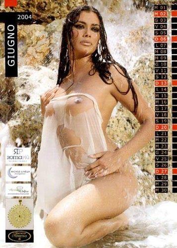 Barbara Chiappini Calendario.Barbara Chiappini Calendario 2004 Cal 2 Novembre