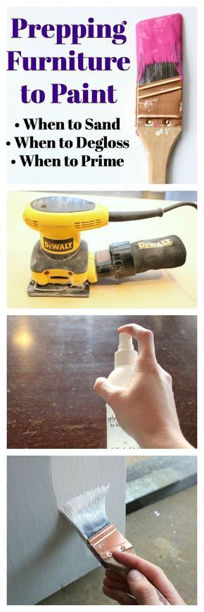 guide to prepping furniture for makeovers get long lasting finish sanding also best decorating images windows blinds ideas rh pinterest