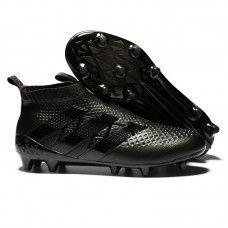 sale retailer 71227 cc78b Nuevo Adidas Ace16+ Purecontrol FG-AG Botas De Futbol All Negro de  primeknit y un nuevo diseño del cuello permite Adidas Ace16 ...