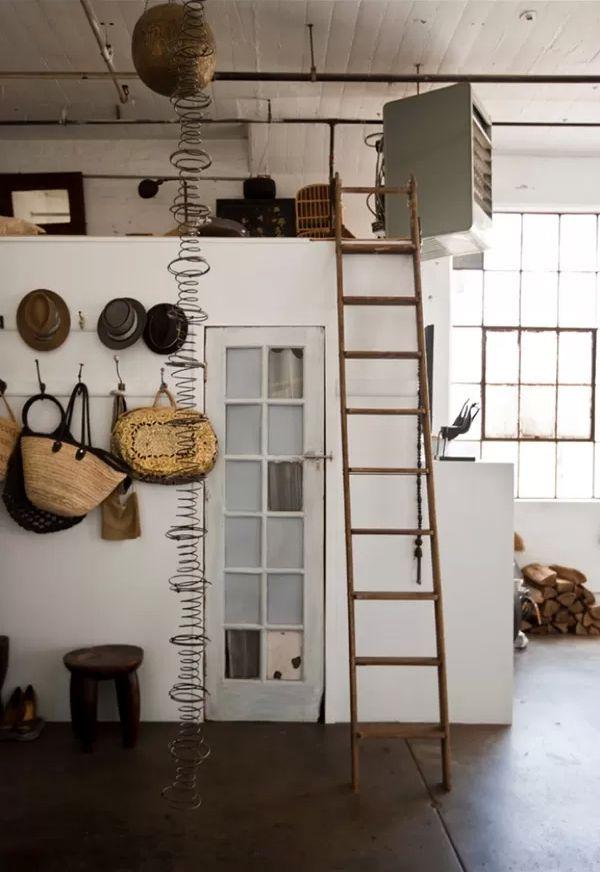 Vivre Dans Un Loft vivre dans un loft, un vrai ! | pinterest | lofts, interiors and spaces