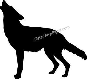 Wolf Silhouette Wolf Silhouette Silhouettes Wolf