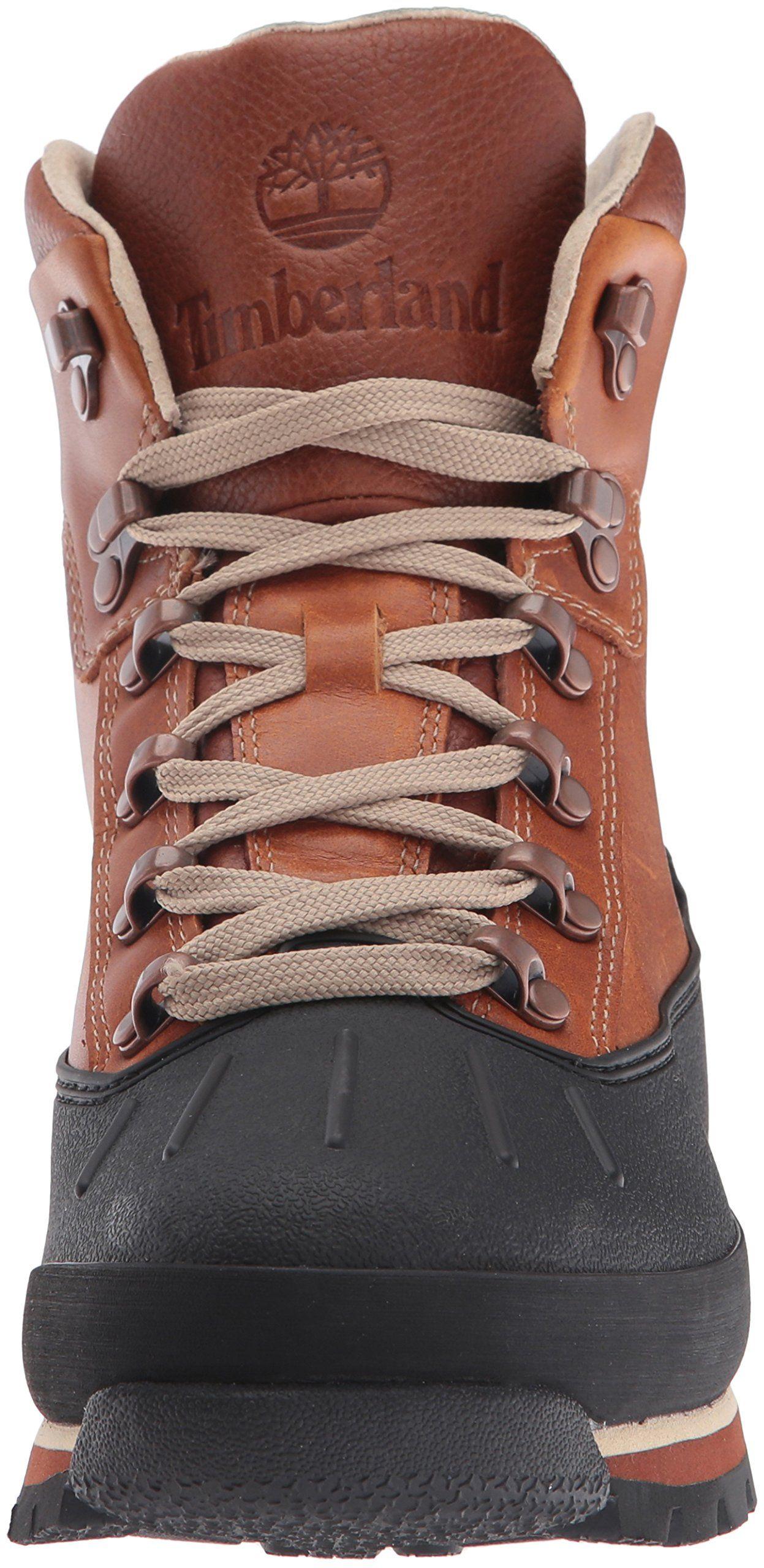 29df17afac6 Timberland Mens EURO Hiker Shell Toe WP Winter Boot Burnt Orange ...