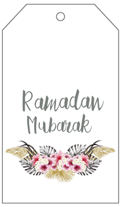 picture relating to Ramadan Cards Printable known as Absolutely free Printable Ramadan Decorations Ramadan Kareem Islam