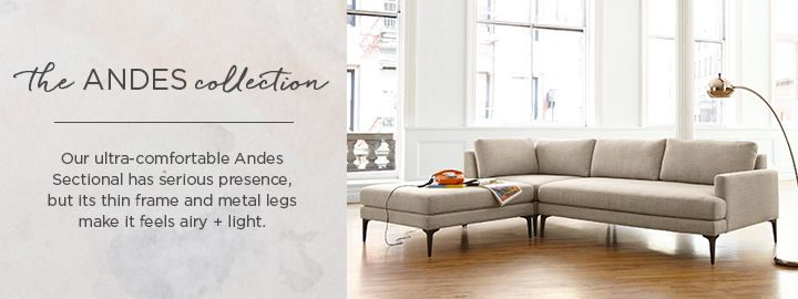Nice Furniture Collection · The Andes Collection
