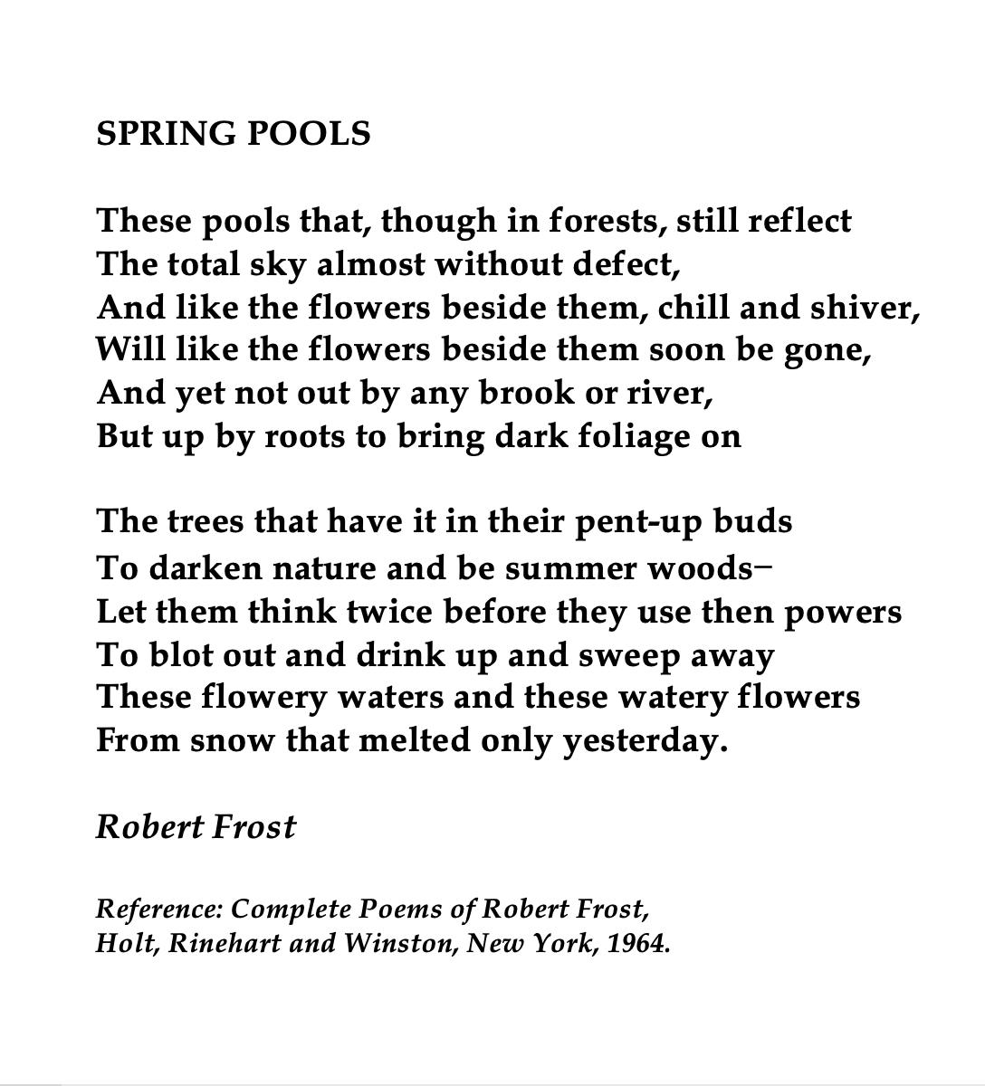 Robert Frost Robert Frost Poems Robert Frost Poems