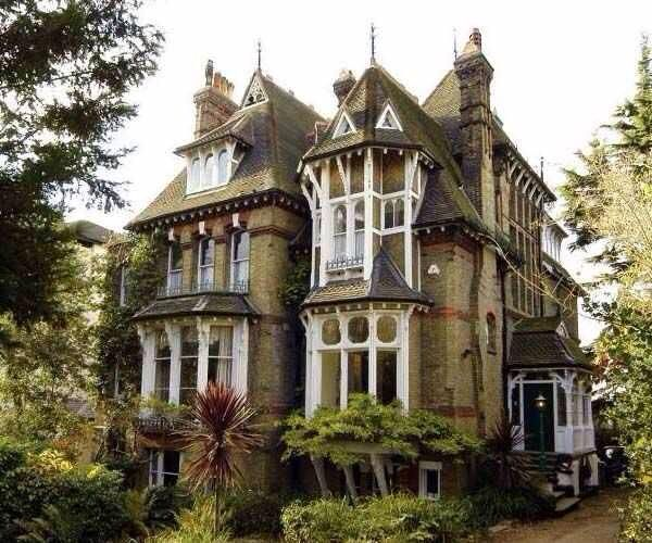 Victorian Homes, Mansions, Victorian