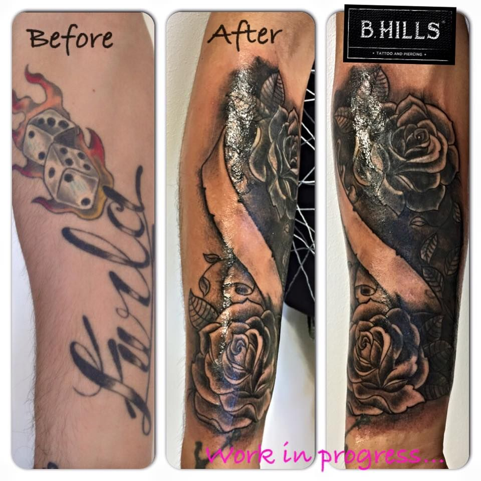 19++ Stunning Good cover up tattoos for lettering image HD