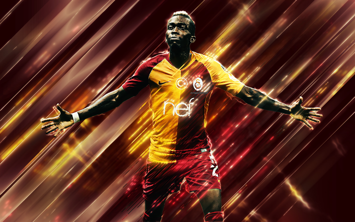 Download Wallpapers Henry Onyekuru 4k Creative Art Blades