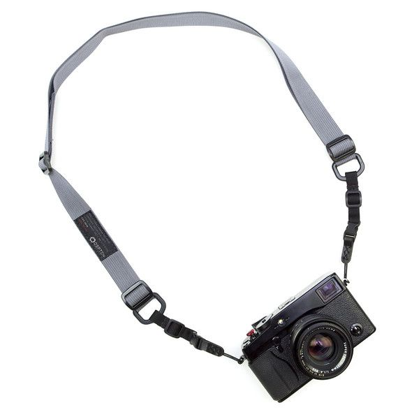 Standard Camera Sling Strap - Grey - DSPTCH