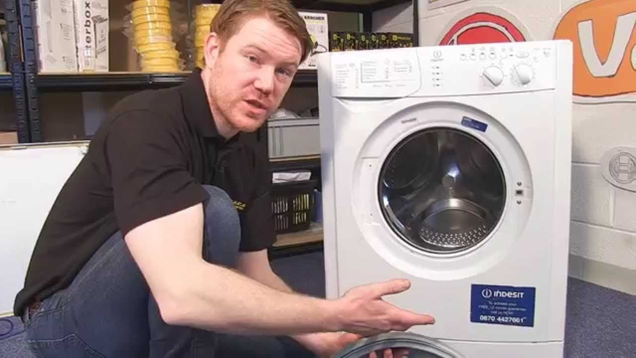 How To Replace An Indesit Washing Machine Door Seal Washing Machine Door Seals Washing