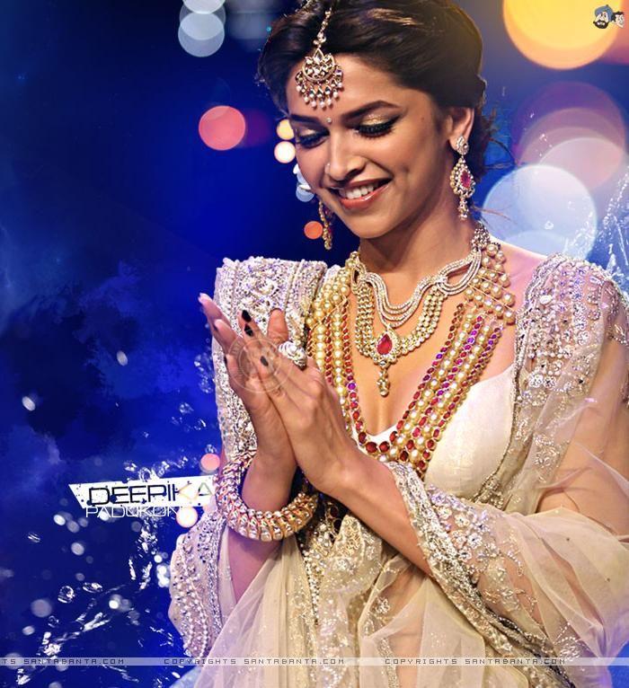 Deepika Padukone In Bridal Dresses… | Deepika padukone ...