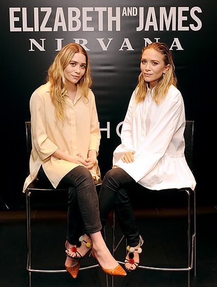 In It To Twin It Ashley Olsen Style Mary Kate Olsen Style Mary Kate Olsen