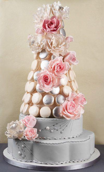 Wedding Cake Alternatives: maracons